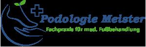 Logo Podologie Meister - Fachpraxis für medizinisches Fußbehandlung