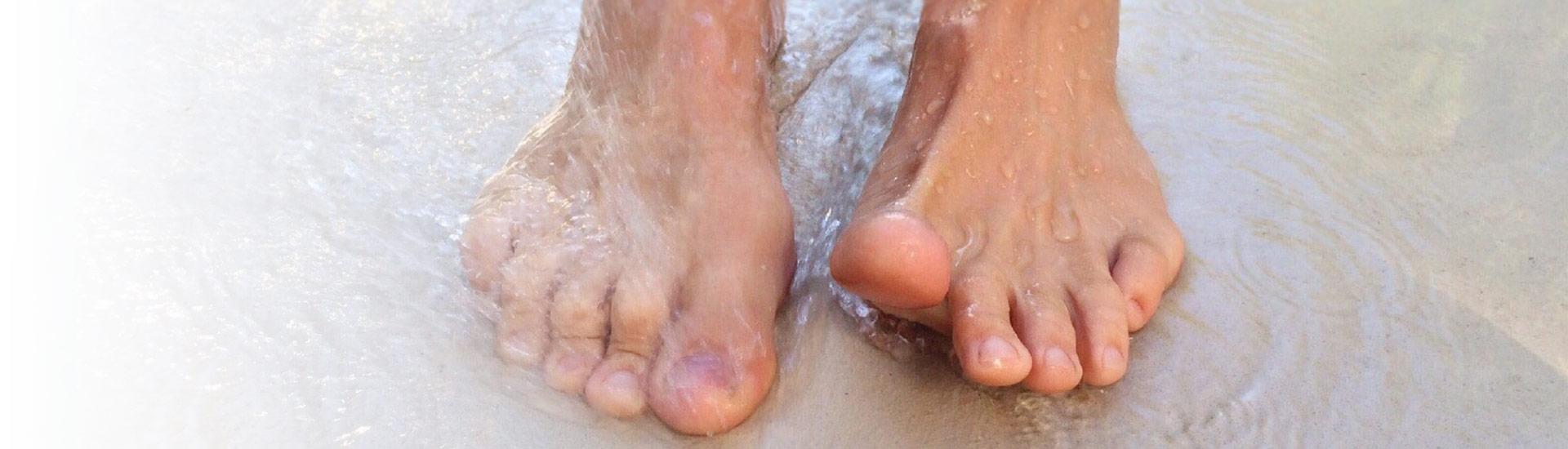 Füße - Podologie Fußpflege Meister